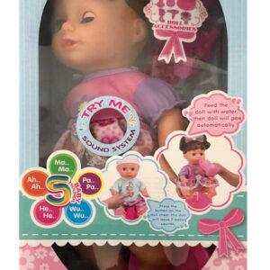 pee doll