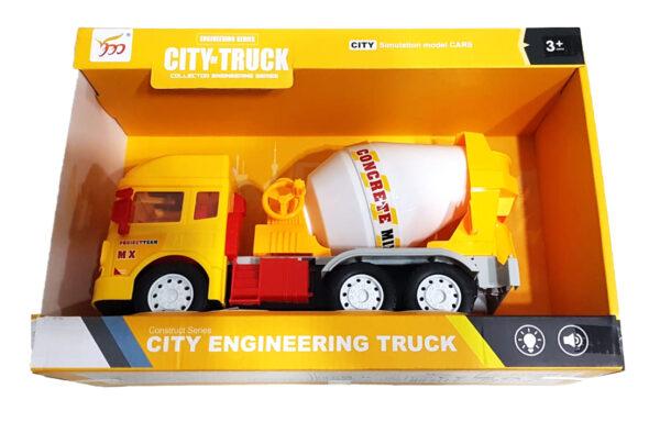 Engineering toys set