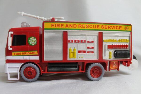 FIRE BRIGADE BUBBLE BLOWING