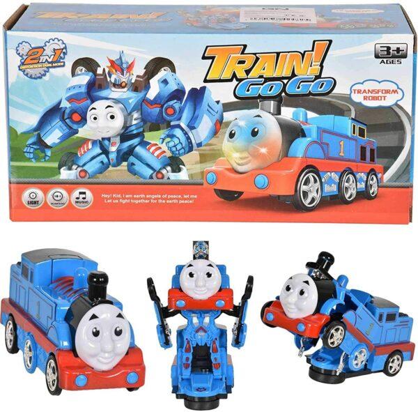 Transformer Thomas Train