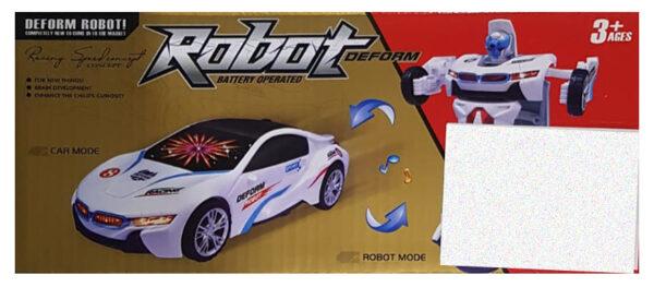 Robert Police car