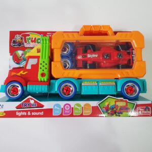 Transport Tool Truck
