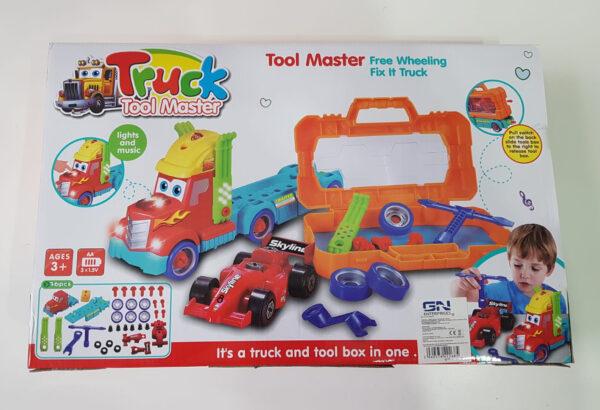 master Tool set