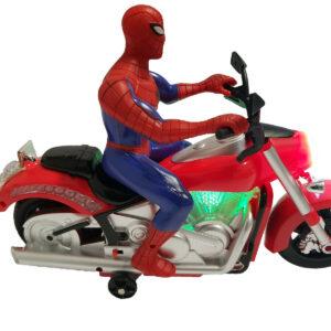Spiderman MotorBike